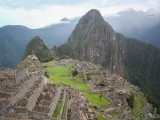 First look at Machu Picchu