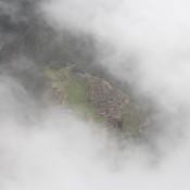 … Und Verdecken Machu Picchu