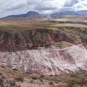 Blick Auf Die Salzfelder