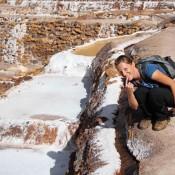 Nicole Probiert Das Salzige Wasser
