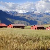 Wunderschöne Landschaft Im Heiligen Tal