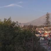 Blick über Arequipa