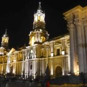 Kathedrale Von Arequipa