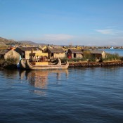 Islas Uros – Schwimmende Inseln Auf Dem Titikaka See