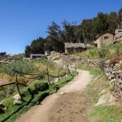Auf Dem Weg Zu Den Chincana Ruinen