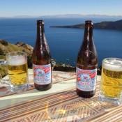 Ein Bierchen Mit Super Ausblick