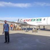 Abflug Von La Paz