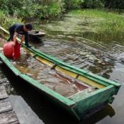 Simon Machte Das Boot Erstmal Wieder Fahrtüchtig
