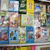 Jede Menge Pulver Und Zauberstoffe In Den Geschäften Des Hexenmarkts
