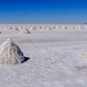 Salzpyramiden