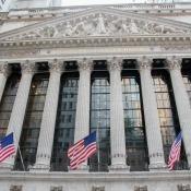 """New York Stock Exchange – Die Größte Wertpapierbörse Der Welt – Auch Bekannt Als """"wall Street"""""""