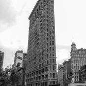 Flatiron Building – Bügeleisengebäude